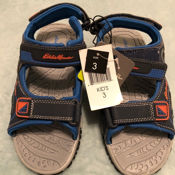 6c2c3447998 NWT Size 3 Eddie Bauer sandals